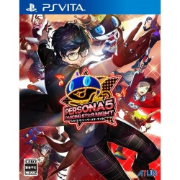 Atlus Persona 5 Dancing Star Night PS Vita SONY Playstation