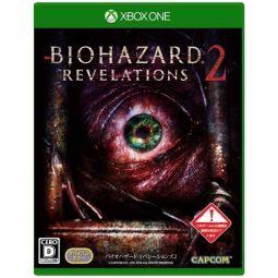 BIOHAZARD REVELATIONS 2 XBOX ONE