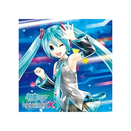 Hatsune Miku -Project DIVA- X Complete Collection