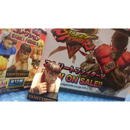 STREET FIGHTER II Trading Figure Makegao Collection Vol.1 LIMITED CAPCOM