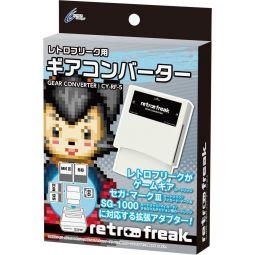RETRO FREAK GAME GEAR CONVERTER SEGA MARK III SG-1000 My Card Master System NEW