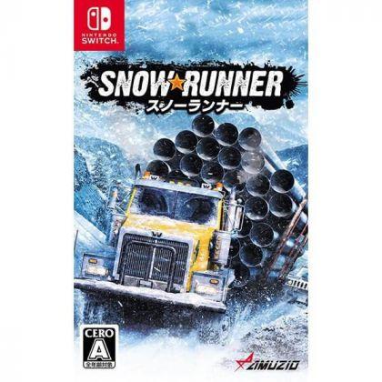 Oizumi Amuzio - SnowRunner for Nintendo Switch