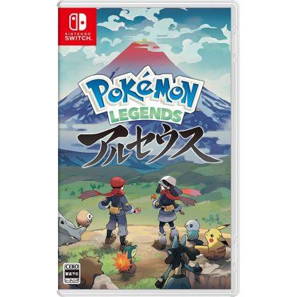 NINTENDO - Pocket Monster - Pokemon LEGENDS Arceus for Nintendo Switch