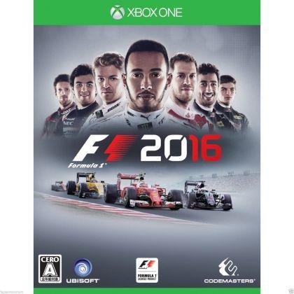 F1 2016 MICROSOFT XBOX ONE