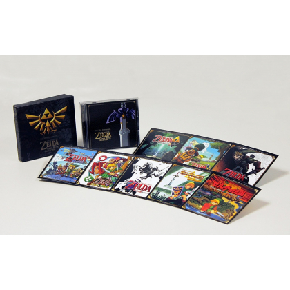 30 TH Anniversary Edition The Legend of Zelda: Music Collection