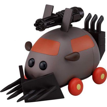 GOOD SMILE COMPANY MODEROID - PUI PUI Molcar - Molcar Armored Teddy Plastic Model Kit