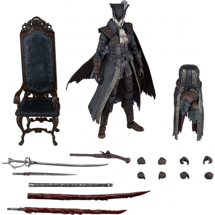 MAX FACTORY figma - Bloodborne The Old Hunters Edition - Lady Maria of the Astral Clocktower DX Edition Figure