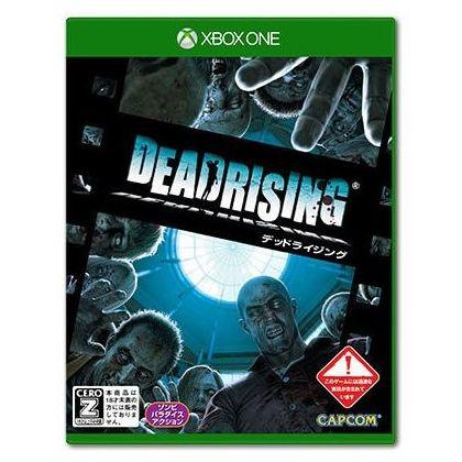 CAPCOM DEAD RISING Xbox ONE Microsoft