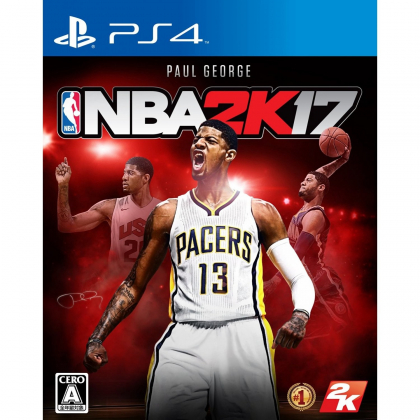NBA 2K17 SONY PS4