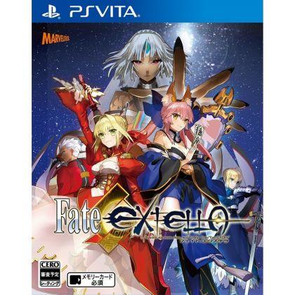 Fate/Extella SONY PS VITA