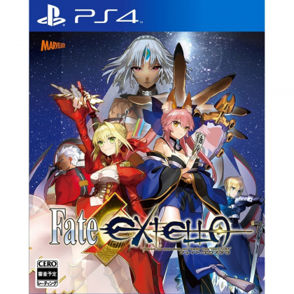 Fate/Extella SONY PS4