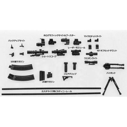 TOMYTEC Little Armory LD020 Guns Accessories A Plastic Model Kit
