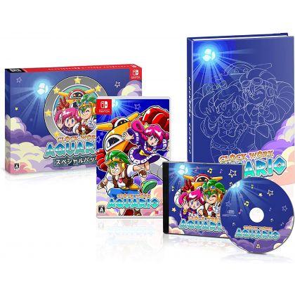 ININ Games - Tokeijikake no Aquario - Clockwork Aquario Special Pack for Nintendo Switch