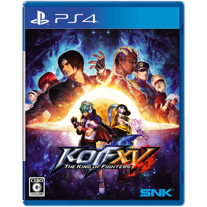 SNK - THE KING OF FIGHTERS XV for Sony Playstation PS4