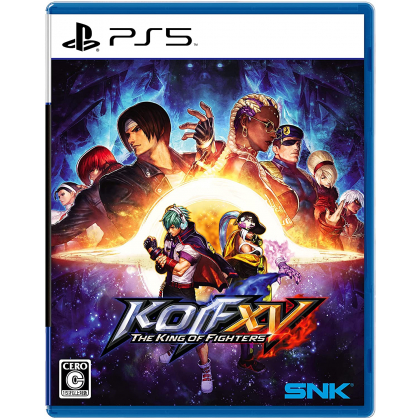 SNK - THE KING OF FIGHTERS XV for Sony Playstation PS5