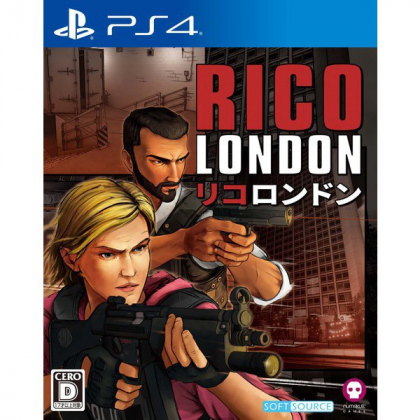 SOFTSOURCE - RICO London for Sony Playstation PS4