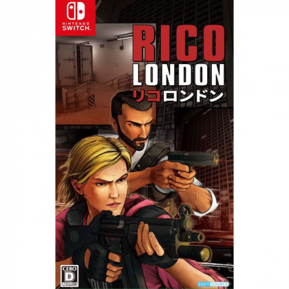 SOFTSOURCE - RICO London for Nintendo Switch