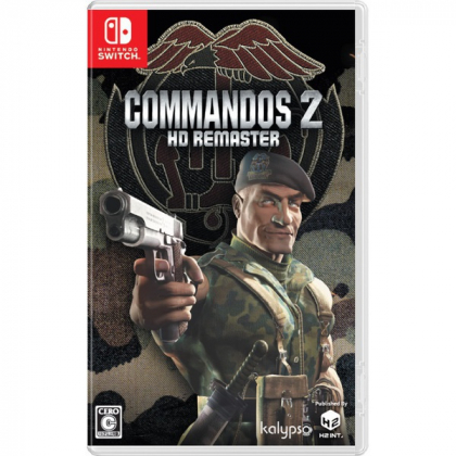 H2 INTERACTIVE Commandos 2 - HD Remaster for Nintendo Switch