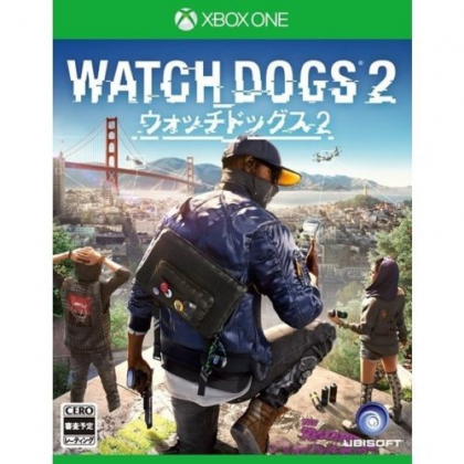 UBISOFT Watch Dogs 2 MICROSOFT XBOX ONE