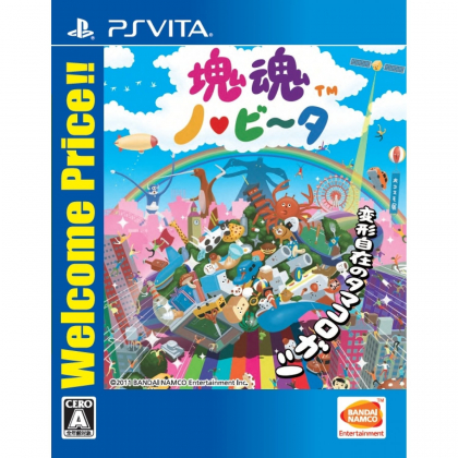 Katamari Damacy No-Vita (Welcome Price!!) SONY PS VITA PLAYSTATION
