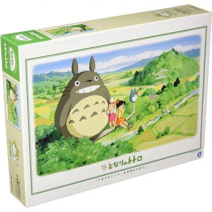 ENSKY - GHIBLI Mon Voisin Totoro - Jigsaw Puzzle 1000 pièces 1000-211
