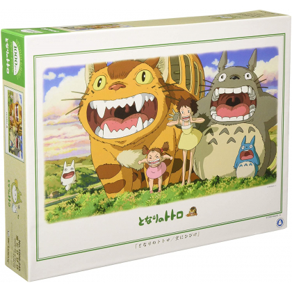 ENSKY - GHIBLI My Neighbor Totoro - 1000 Piece Jigsaw Puzzle 1000-245