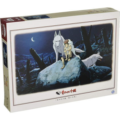 ENSKY - GHIBLI Princess Mononoke - 1000 Piece Jigsaw Puzzle 1000-219