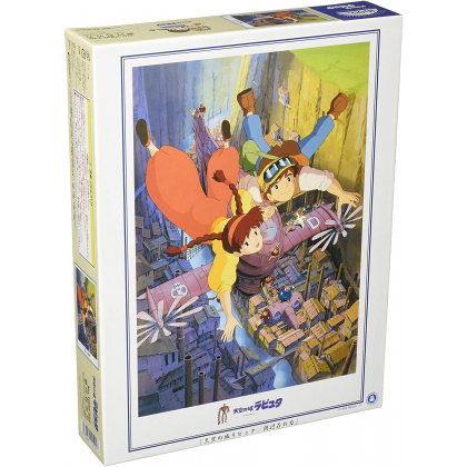 ENSKY - GHIBLI Castle in the Sky - 1000 Piece Jigsaw Puzzle 1000-225