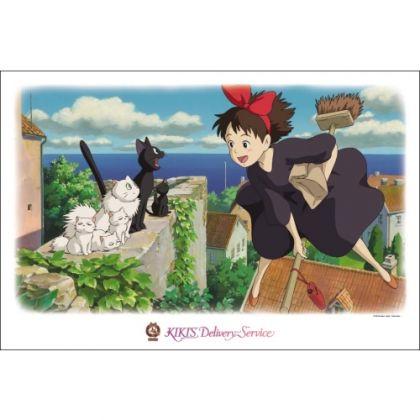 ENSKY - GHIBLI Kiki's Delivery Service - 1000 Piece Jigsaw Puzzle 1000-235