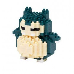 Nanoblock NBPM-012 Pokemon: Snorlax (Re-run)