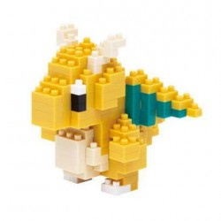 Nanoblock NBPM-011 Pokemon: Dragonite