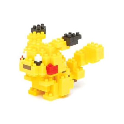 Nanoblock NBPM-001 Pokemon: Pikachu