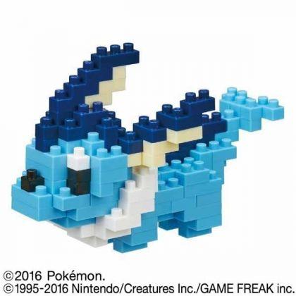 Nanoblock NBPM-020 Pokemon: Vaporeon