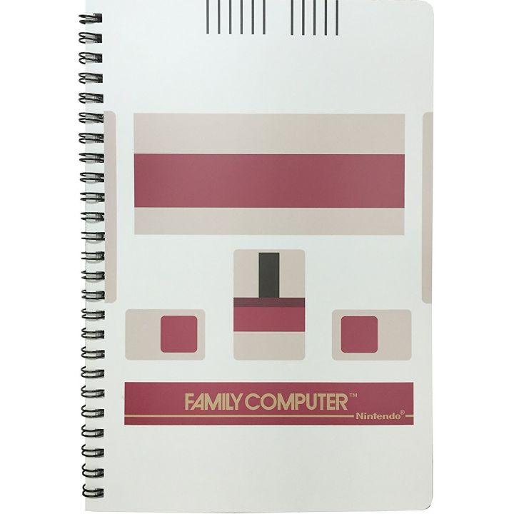 NINTENDO FAMICOM RING NOTE A FAMILY COMPUTER RARE