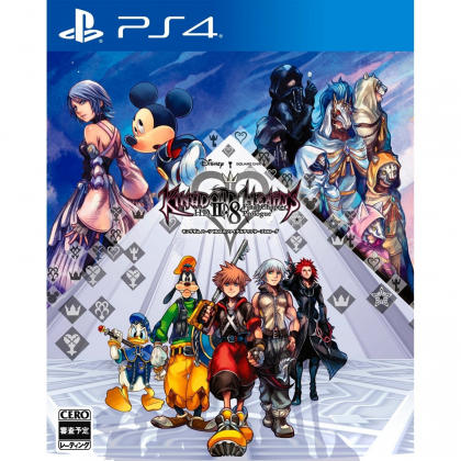 SQUARE ENIX Kingdom Hearts HD 2.8 Final Chapter Prologue SONY PS4