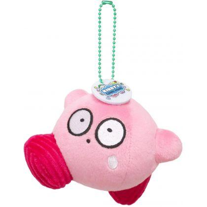 SANEI BOEKI - Kirby's Dream Land KIRBY's COMIC PANIC EA-CP01 Mascot Plush Atafuta