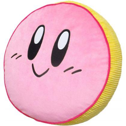 SANEI BOEKI - Kirby's Dream Land KIRBY's COMIC PANIC EA-CP05 Round Cushion Face