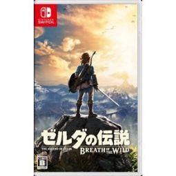 NINTENDO The Legend of Zelda: Breath of the Wild NINTENDO SWITCH