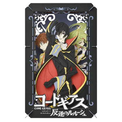 ENSKY - Paper Theater Code Geass: Lelouch of the Rebellion PT-L25