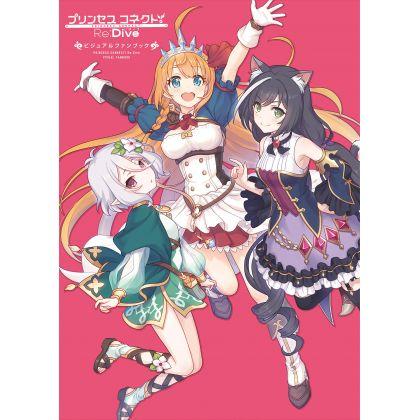 Artbook - Princess Connect! Re:Dive Visual Fanbook
