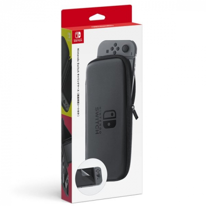 NINTENDO Switch Carrying Case & Screen Protector NINTENDO SWITCH