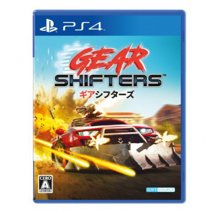 SOFTSOURCE - Gearshifters for Sony Playstation PS4