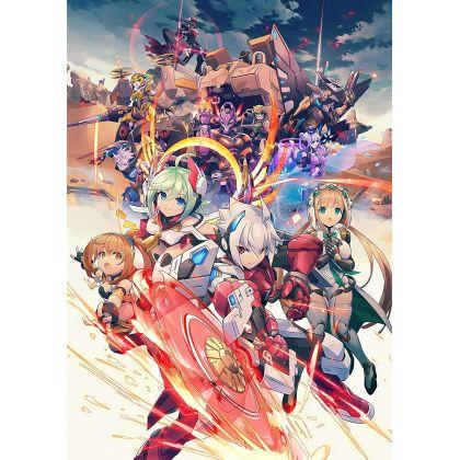INTI CREATES - Shiroki Kotetsu - Gunvolt Chronicles: Luminous Avenger iX 2 for Sony Playstation PS4