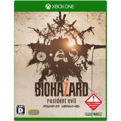 CAPCOM Biohazard 7 Resident Evil MICROSOFT XBOX ONE