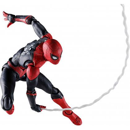 BANDAI S.H.Figuarts Spider-Man: No Way Home - Spider-Man Upgraded Suit Figure