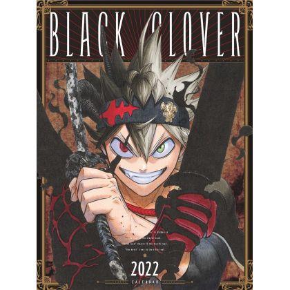 Black Clover - Comic Calendar 2022