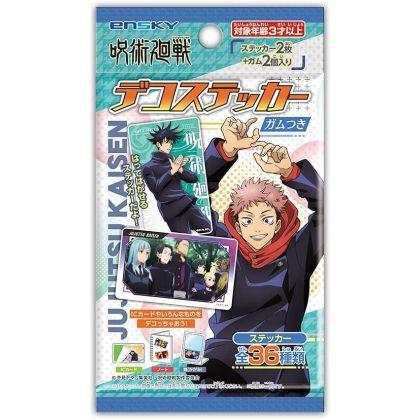 ENSKY - Jujutsu Kaisen - Deco Sticker Collection BOX