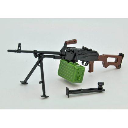 TOMYTEC Little Armory LA043  PKM Type  Plastic Model Kit