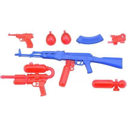 TOMYTEC Little Armory LA040  Water Gun B  Plastic Model Kit