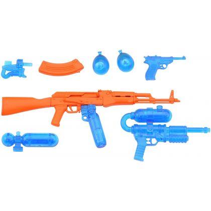 TOMYTEC Little Armory LA041  Water Gun B2  Plastic Model Kit